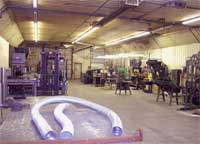 Fabrication and Custom Manufacturing at Christianson Systems
